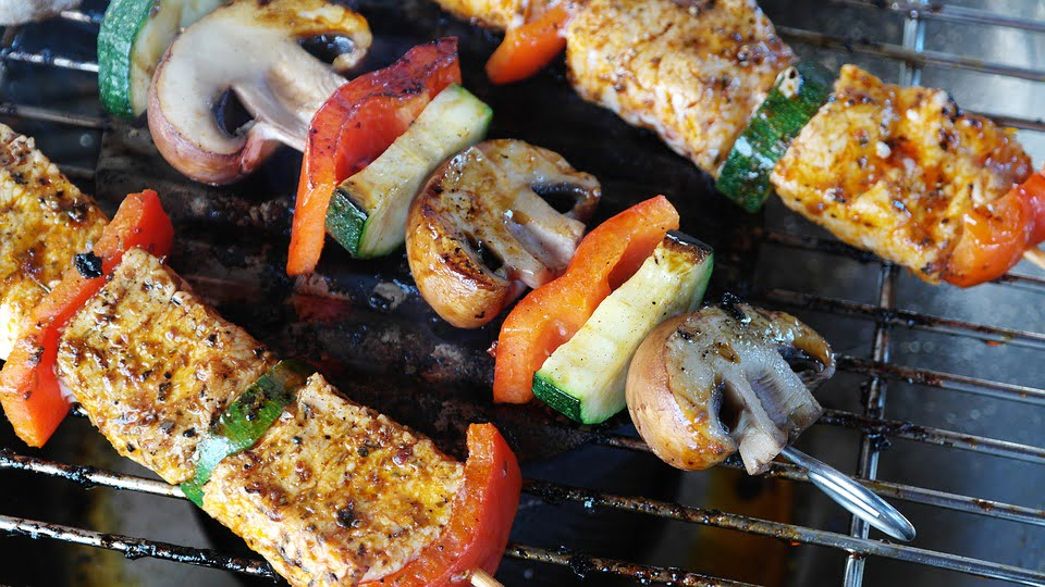 Grilling: The Good and the Bad