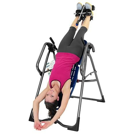 Are Inversion Tables Good for You?